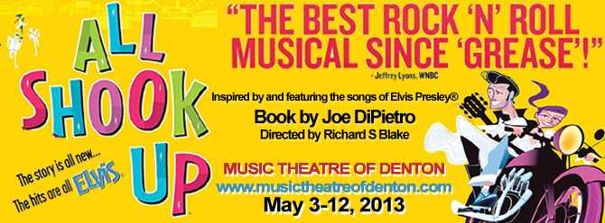 All Shook Up - San Diego Musical Theatre